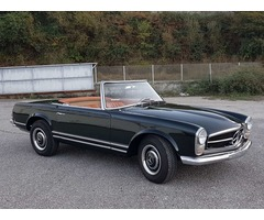 1967 Mercedes-Benz W113 230 SL Pagoda Convertible
