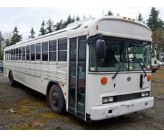 Salvage Bus Auctions: Buy Used & Salvage Buses for Sale