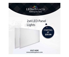 LED Panel Light 2x4  - A good fit for your commercial place