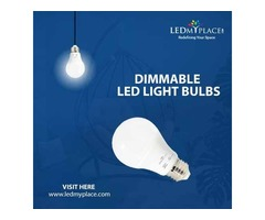 Make the Indoor Place more Pleasant by Installing LED Light Bulbs