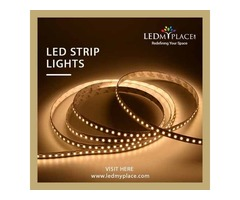 Choose Best Quality LED Strip Lights at LEDMyplace