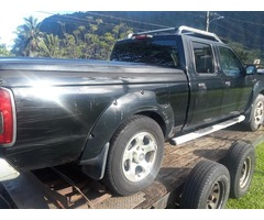 2002 NISSAN CREWCAB 2WD SUPERCHARGER AUTO 95K RUNS PARTS ONLY