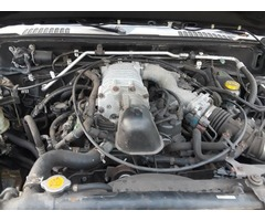 2002 NISSAN CREWCAB 2WD SUPERCHARGER AUTO 95K RUNS PARTS ONLY | free-classifieds-usa.com
