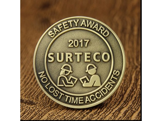 Custom Coins | Safety Award Cheap Challenge Coins | free-classifieds-usa.com