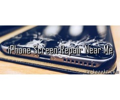 Easily Find Premier iPhone Screen Repair Near Me Services