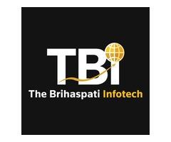 Custom PHP Development Services - The Brihaspati Infotech