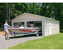 Great Prices Of Metal Garages In Mount Airy, NC