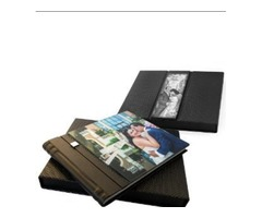 Professional Flush Mount Wedding Albums by Album Design Store