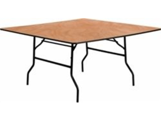 Square Plywood Table - Chiavari Chairs Larry | free-classifieds-usa.com