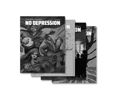 Music Journal for the Folk Music Magazine - No Depression