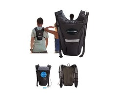 Mini Hydration Pack with Insulated Mesh Back Panel