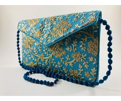 Noor Banjara Clutch Crossbody Bag -Big