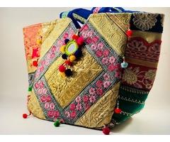 Shanti Banjara Large Tote Bag