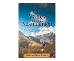From Valley to the Mountaintop :  Precious Nwachukwu