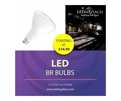 Illuminate Your Interior with New BR LED Light Bulbs