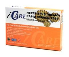 Hepatitis B Rapid Test Kit