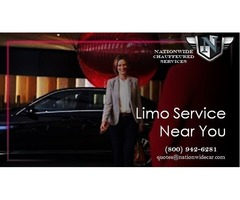 Limo Service Near You