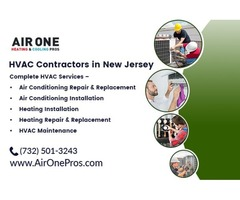 Hire Professional HVAC Contractors