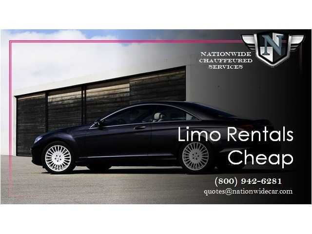 Limo Rentals Cheap | free-classifieds-usa.com