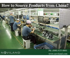 Choose Noviland for souring your product