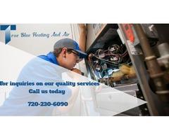True Blue Heating and air, Ac repair