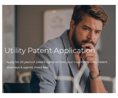 Utility Patent Process - Thoughts To Paper