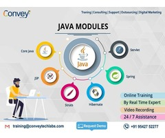 Best Java Online Training Company | Convey Tech Labs