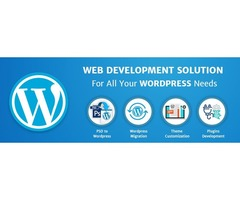 Wordpress Development Company| Custom Wordpress Development Services