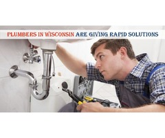 Plumbers In Wisconsin Are Giving Rapid Solutions