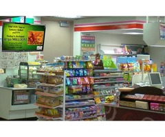 Grocery & Retail Store Signage Solution