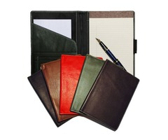 Buy high quality Letter Pads, Leather Letter Pads, Premium Legal Pads