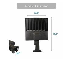 Better Illumination With LED Pole Light 150 Watt - Order Now