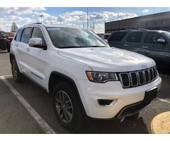 2017 Jeep Grand Cherokee 4x4 Limited 4dr SUV For Sale