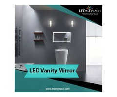 Now Discounted Cheap and Best LED Vanity Mirrors On Sale