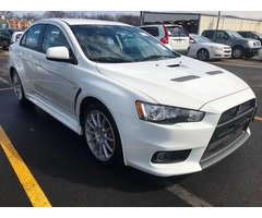 2013 Mitsubishi Lancer Evolution AWD MR 4dr Sedan For Sale