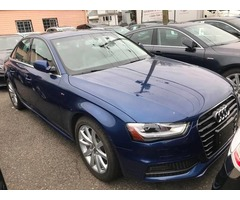 2014 Audi A4 AWD 2.0T quattro Premium 4dr Sedan 8A For Sale