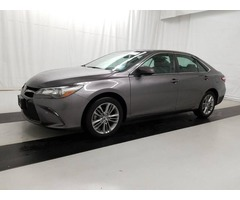 2015 Toyota Camry SE 4dr Sedan For Sale | free-classifieds-usa.com