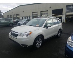 2016 Subaru Forester AWD 2.5i Premium 4dr Wagon CVT For Sale