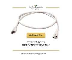 Thursday Sale! Grab 3ft Integrated Tube Connecting Cable Before The Price Goes Up. Save Upto 50% Now