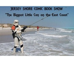Jersey Shore Summer Comic Book Show | free-classifieds-usa.com
