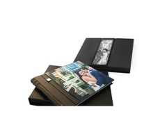 Best Lay Flat Wedding Albums for Every Budget & Style by Album Design Store