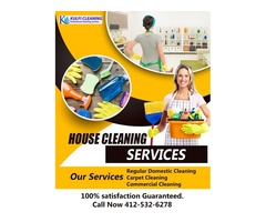 Fairly Priced and Convenient Cleaning Services