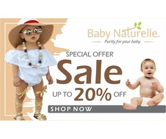 Organic and Natural Baby Products