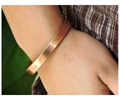 Shop for Pure Copper Magnetic Bracelets to Control Arthritis