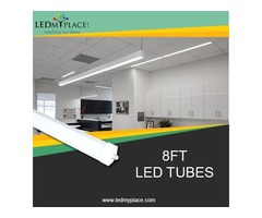 Encourage Students to Use Eco-friendly Products By Installing 8FT LED Tubes Inside Schools