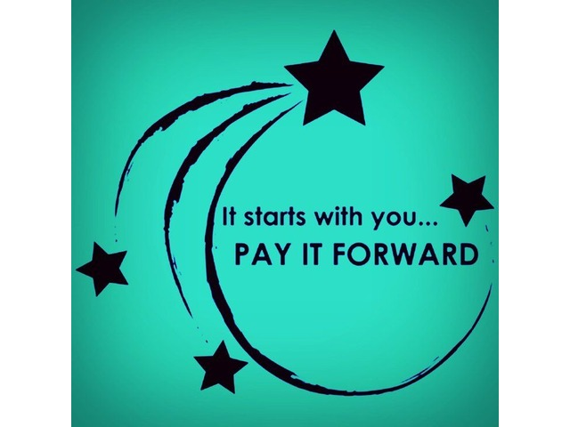 Pay It Forward Stories   free-classifieds-usa.com
