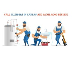 Call Plumbers In Kansas And Avail Good Service