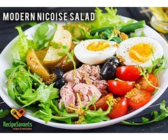 Creative Entree Salads Recipes