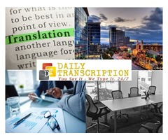 Daily Transcription - Professional Transcription and Translation Company USA | free-classifieds-usa.com