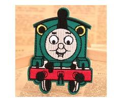 Little Train Thomas Custom Patches